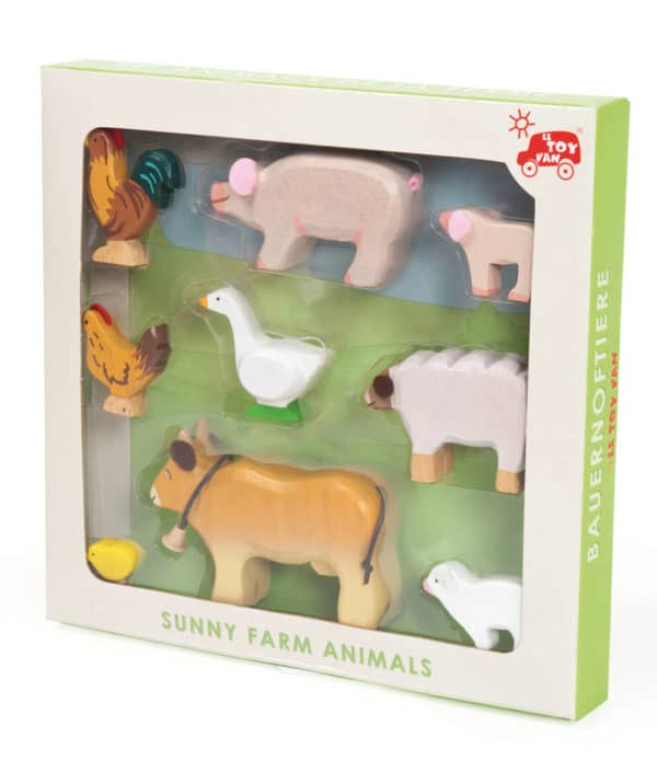 slnecna farma zvieratka