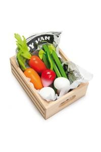 Čerstvá zeleninka
