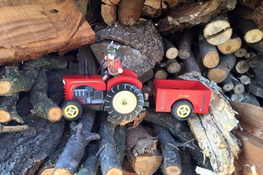 Prečo kupovať drevené hračky?