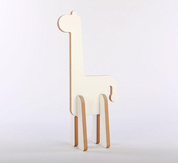 Zvieratká z Bielej ZOO zirafa