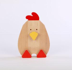 Zvieratko mnohých tvari_kura
