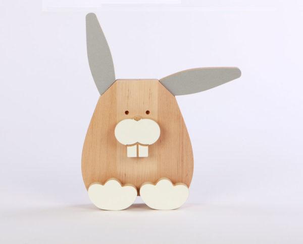 Zvieratko mnohých tvari_zajko