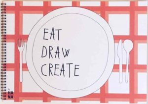 EAT, DRAW, CREATE_obal