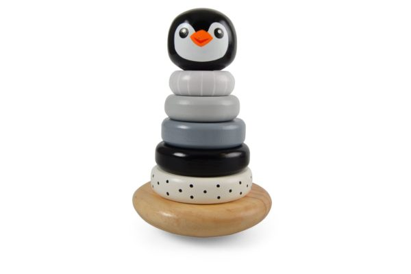 2670 Skladacia veza tucniak cierny 600x400 - Skladacia veža tučniak