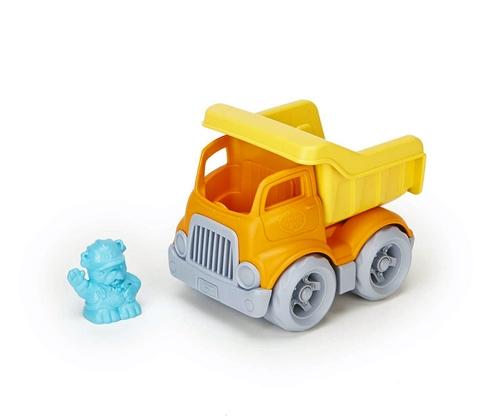 Stavbarsky vyklapac Green Toys so soferom - Stavbárske auto
