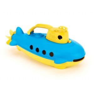 ponorka zlta
