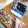 Magneticke puzzle Vesmir pre chlapcov