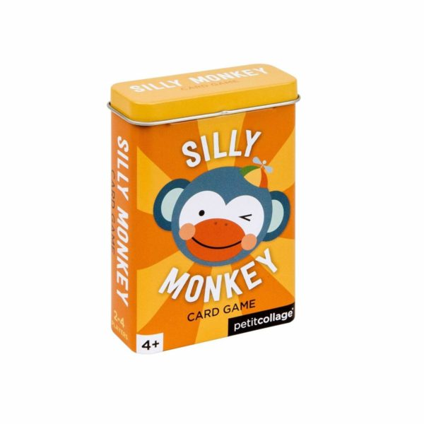 karty pre deti  hlupa opicka 600x600 - Karty - Hlúpa opička