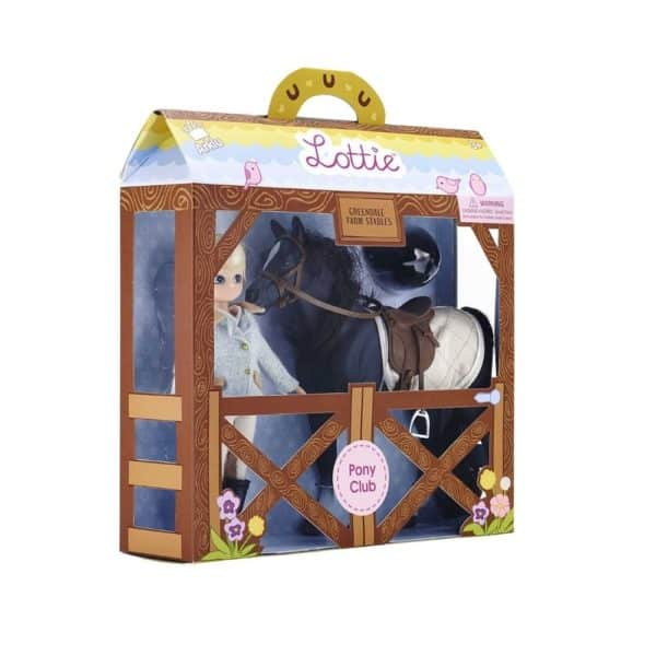 lottiebabika zokejka s konom pre dievcata obal mojtoj sk 600x600 - Lottie Bábika - Žokejka s koňom