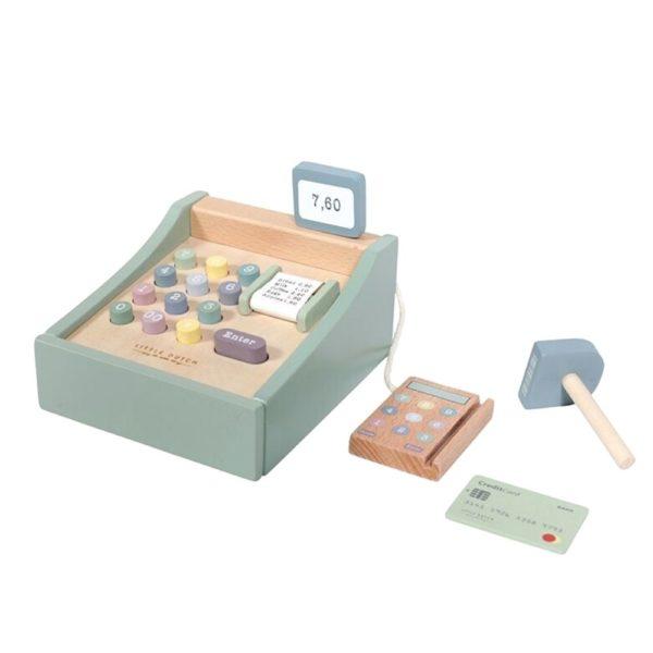 pokladna pre deti little dutch so skenerom mojtojsk 600x600 - Pokladňa so skenerom
