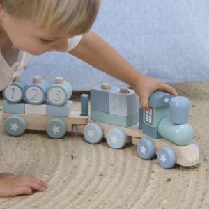 vlacik little duch modry pre chlapcov mojtoj 300x300 - Vláčik Little Dutch - modrý